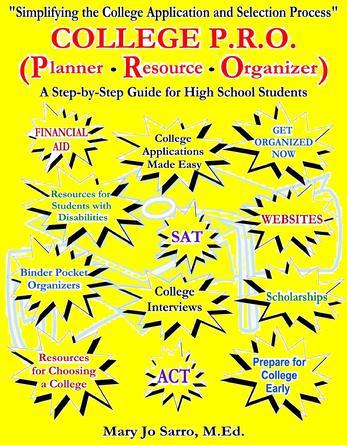 Sarro\u0027s College Guide - COLLEGE PRO - college organizer