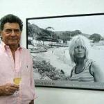 Denis Albanese took photos of Bardot in Buzios