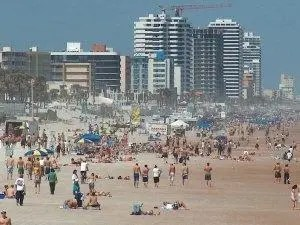 Daytona Beach - Spring Break Beach