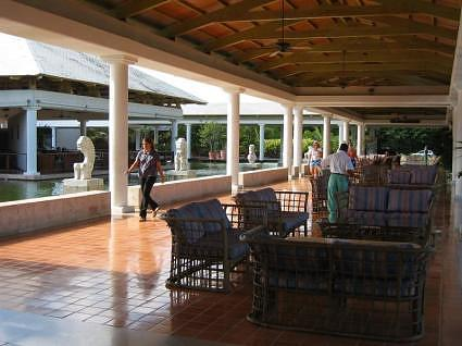 The Lobby at Catalonia Bavaro