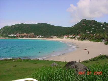 Flamands Beach St. Barth's