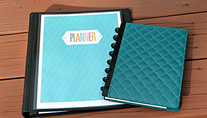 Staples Better Binder and Quilted Arc Notebook - Three Different - notebook binder