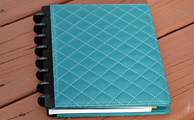 Staples Better Binder and Quilted Arc Notebook - Three Different