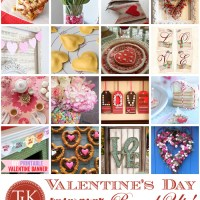Valentine's Day Pinterest Round Up 2015