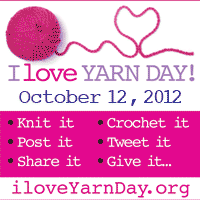 I Love Yarn Day 2012