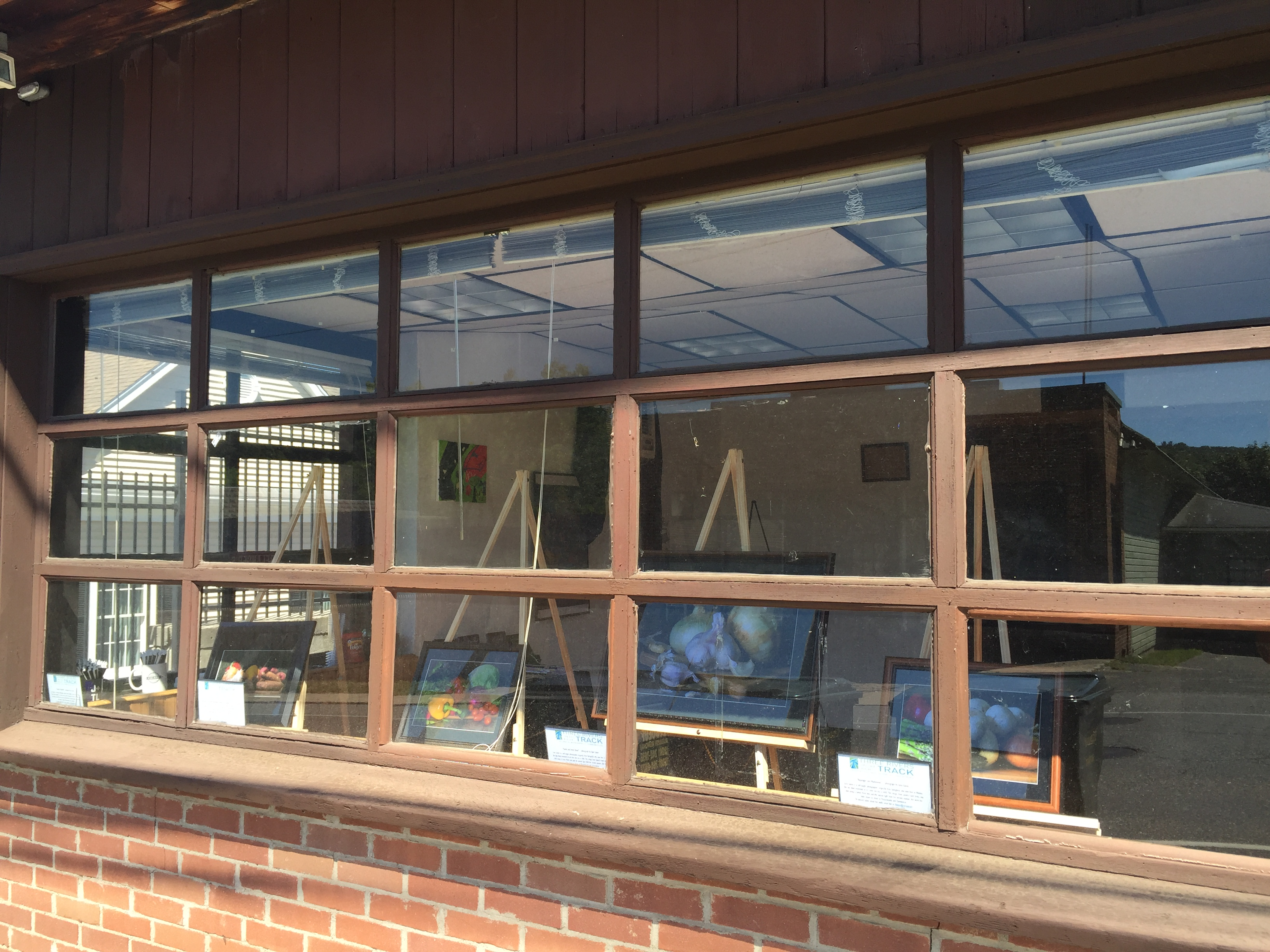 Salem front window view