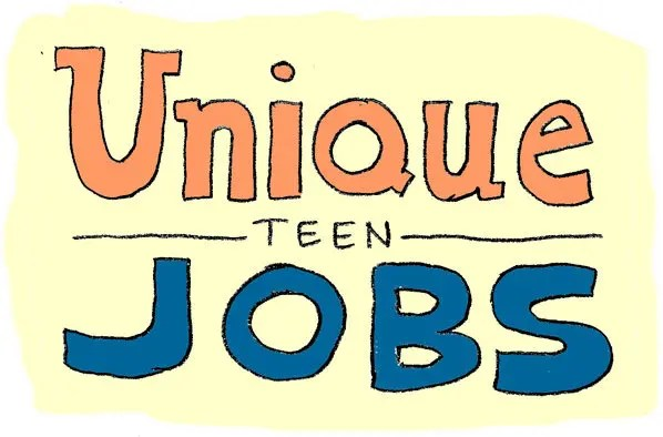 10 Unique (and Fun) Summer Jobs for Teens Income Three Thrifty Guys