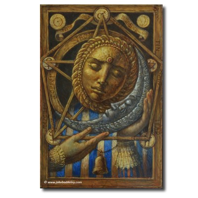 Harmonia Mundi II by Jake Baddeley