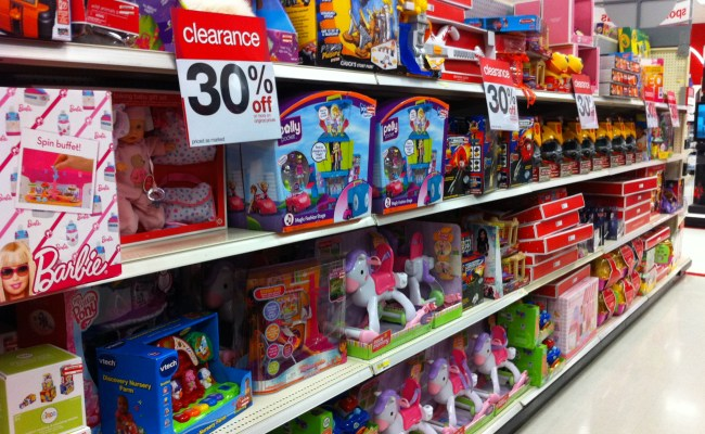 70 Off Was 75 Off Target Toy Clearance Get You Game