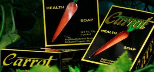 carrot soap, carrot health soap, butuan city carrot health soap, balangay festival giveaway, carrot health soap giveaway, giveaway, butuan