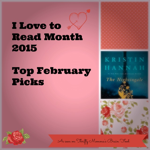 i love to read month 2015