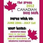 Great Canadian Blog Bash: Jacaranda Designs  #giveaway