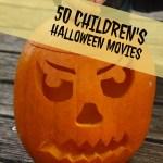 50 Children's Halloween Movies