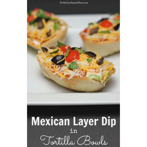 Medium Crop Of Layered Mexican Dip