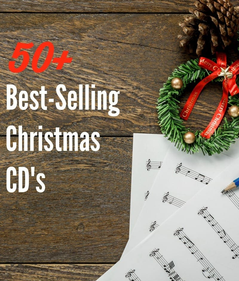 50+ Best Selling Christmas CD\u0027s on Amazon! - Thrifty NW Mom