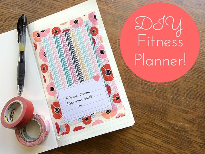 Forget the App How To Make A Fitness Planner You Will Actually Use