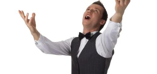 tenor singer throwcase