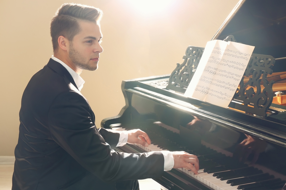 Read About This Amazing Pianist And Also Live Vicariously Through Him