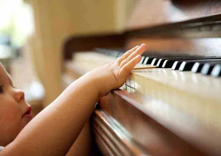 playing musical instrument helps homeschool students memorize