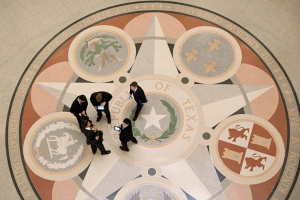 5 Home School Grads Prepare for Stint in Austin as THSC Watchmen