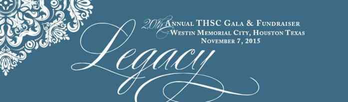 2015 THSC Gala