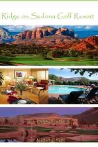 Golf resort package