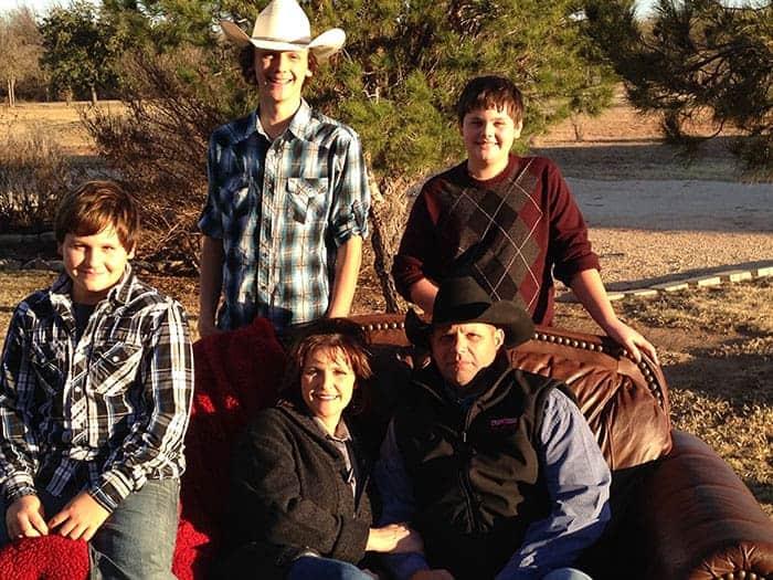 Orr Family- How Veteran Home School Moms Appear