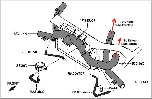 300zx tt engine diagram