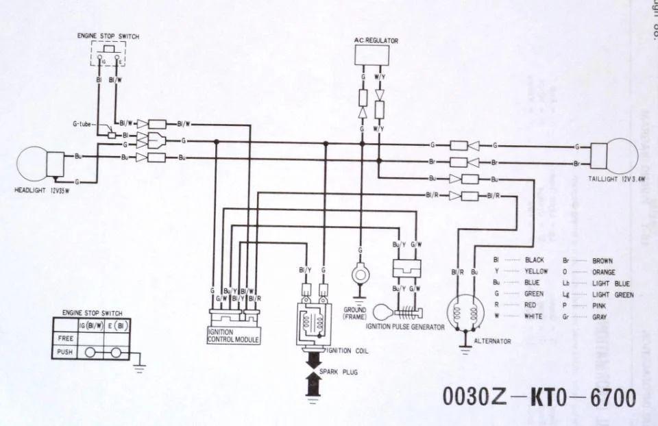 xr200r wiring diagram