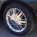 NM- 007 21-spoke wheel