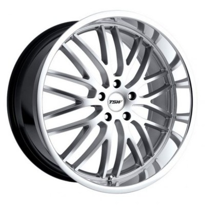 Hypersilver Wheel with Mirror Lip