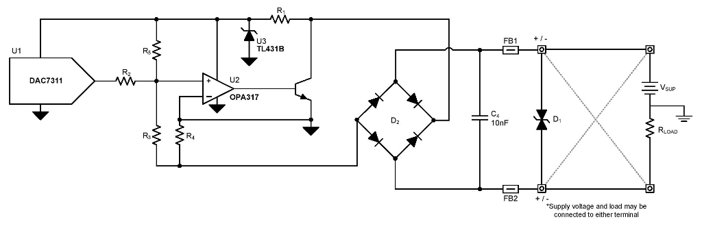 4 20ma Circuit Schematic - Wiring Diagram NL
