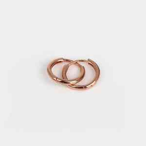 Baby Earring Anting Emas Perhiasan Bayi Jewelry Rose Gold