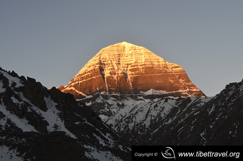 Himalaya Hd Wallpaper The Golden Sunset Of Mount Kailash Tibet Travel Blog