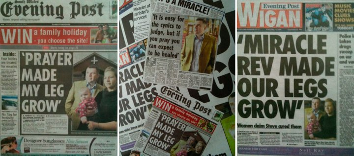 Newspaper Miracles