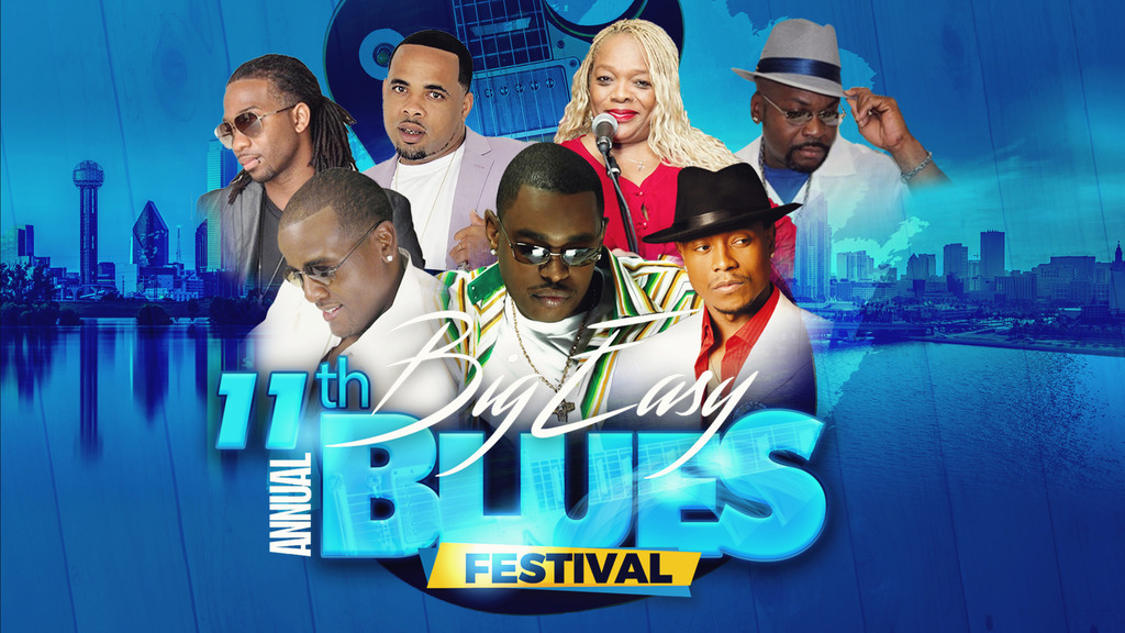 Big Easy Blues Festival Tickets Big Easy Blues Festival