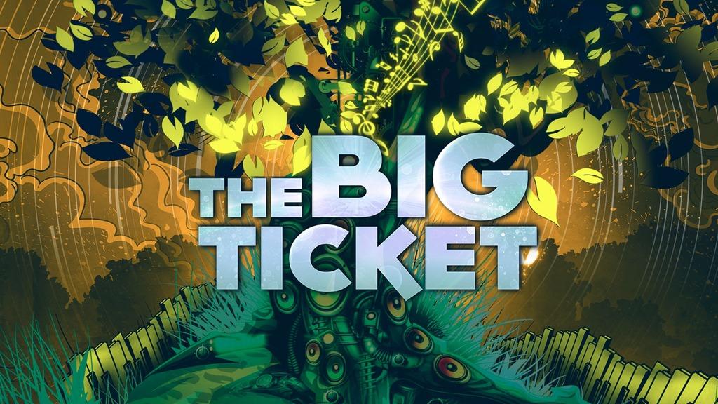 The Big Ticket Tickets The Big Ticket Concert Tickets