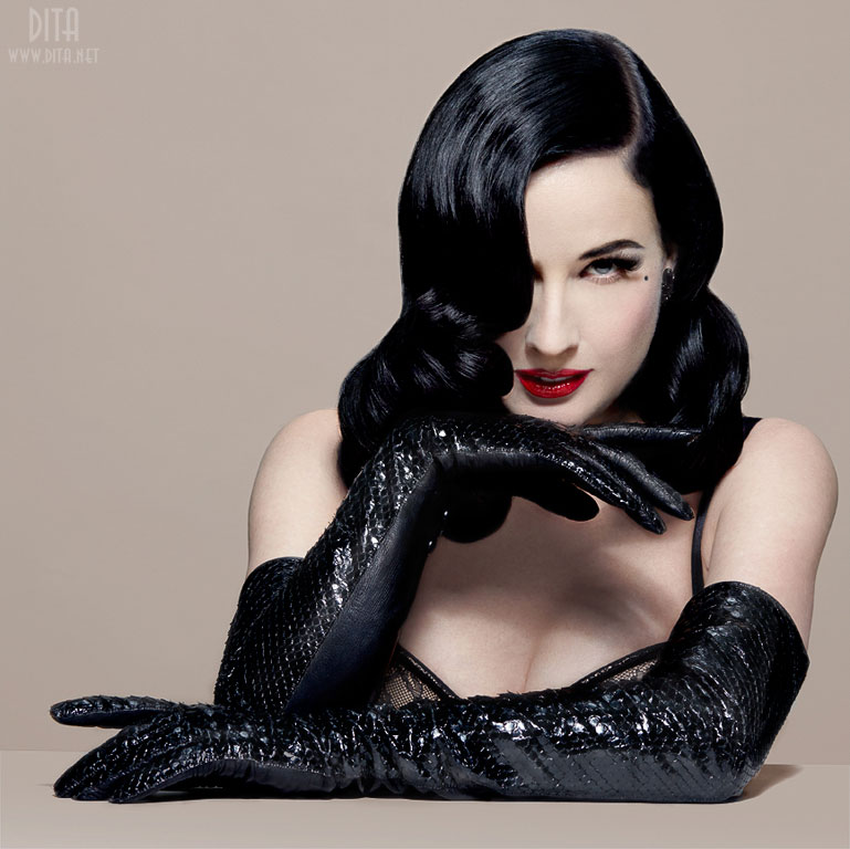 Beautiful Girl Wearing Hat Wallpaper Dita Von Teese Book Signing Dita Von Teese Book Signing