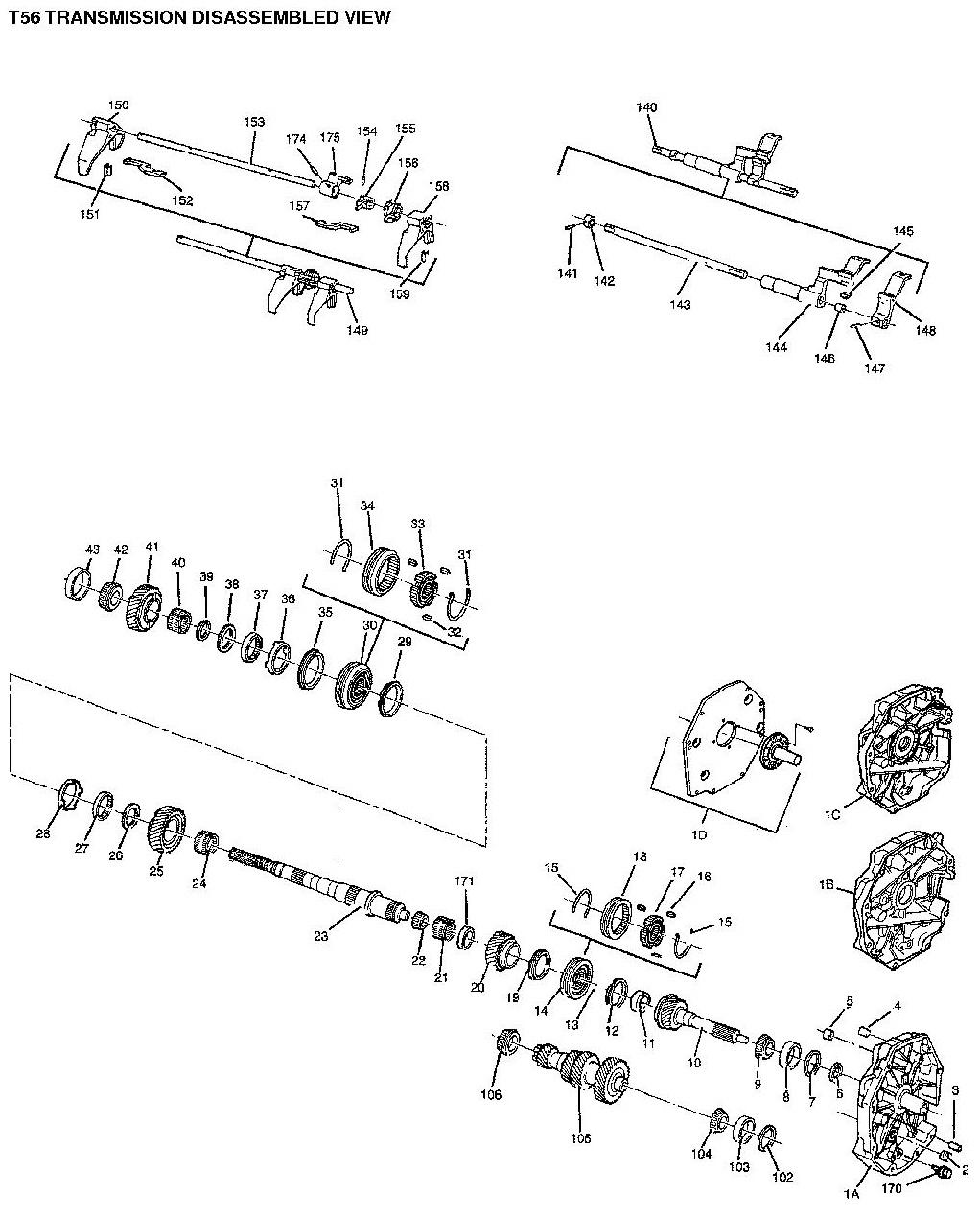 t56 parts diagram