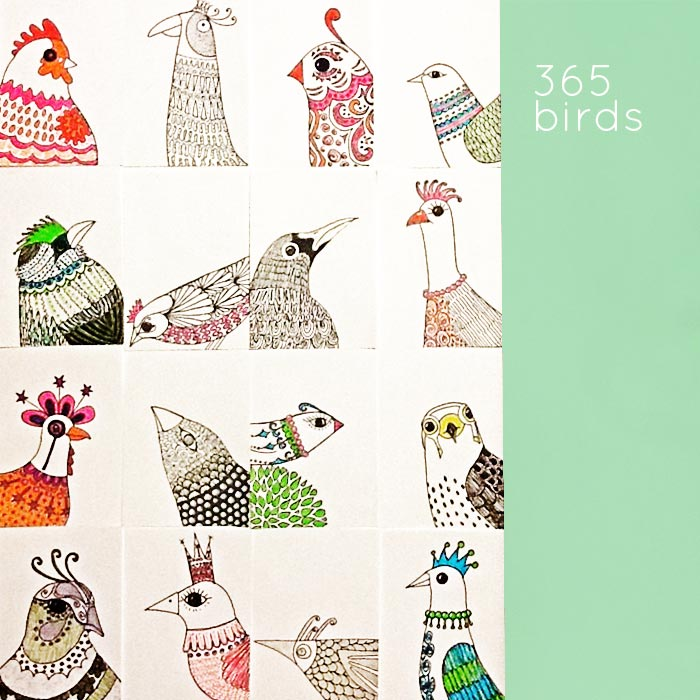 The Best 365 Projects I've Seen {inspiration}