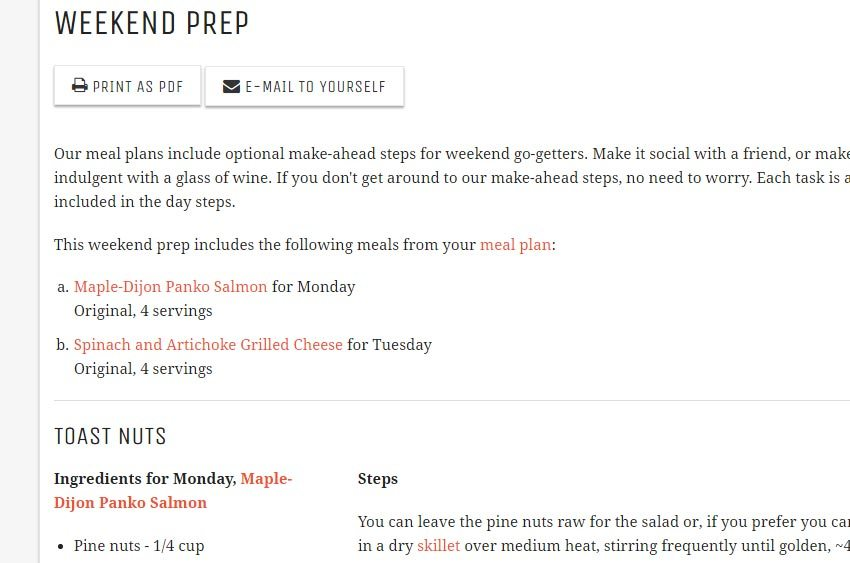 20 Tools That Will Help You Crush Weekly Meal Planning - Tico ♥ Tina