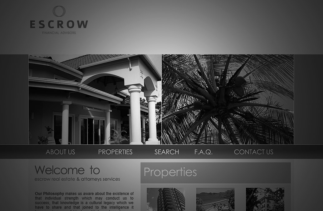 Escrow Real Estate