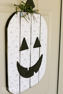 Character Door Hanger | Home Depot DIH Workshop