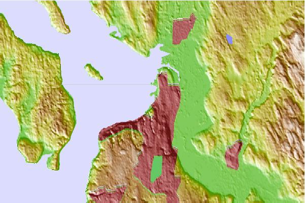 Everett, Washington Tide Station Location Guide