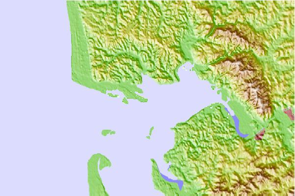 Toke Point, Willapa Bay, Washington Tide Station Location Guide