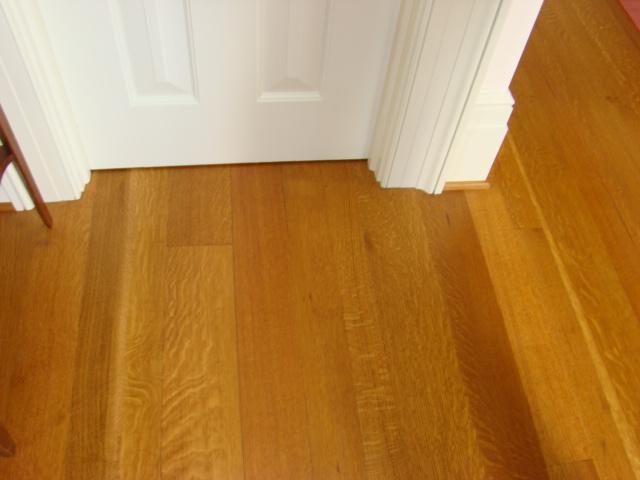 Quarter Sawn White Oak Flooring Unfinished Quarter Sawn