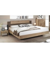 Lit Bambou 160x200 - TIDY HOME
