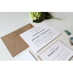 Small Crop Of Wedding Invitation Suite