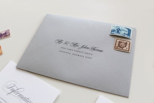 Medium Of Traditional Wedding Invitations