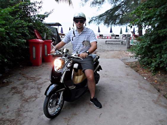 Ao Manao Motorbike Rental